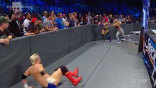 WWE スマックダウン #985 アスカ カーメラ エルズワース
