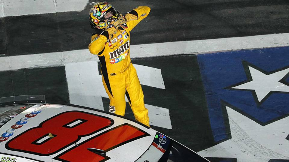 Kyle Busch's historic feat shows he's in a class by himself