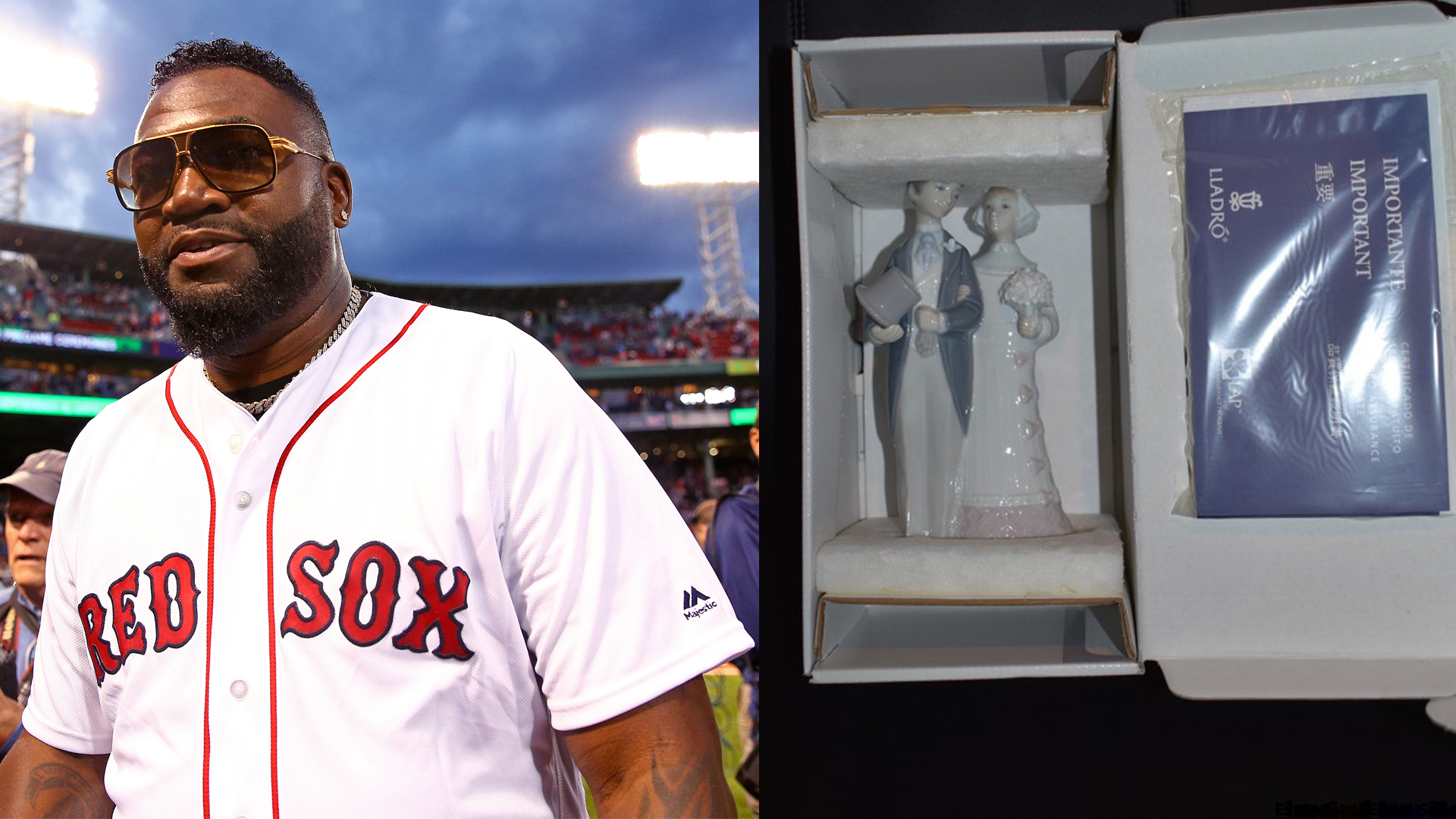 Check out the best items from David Ortiz