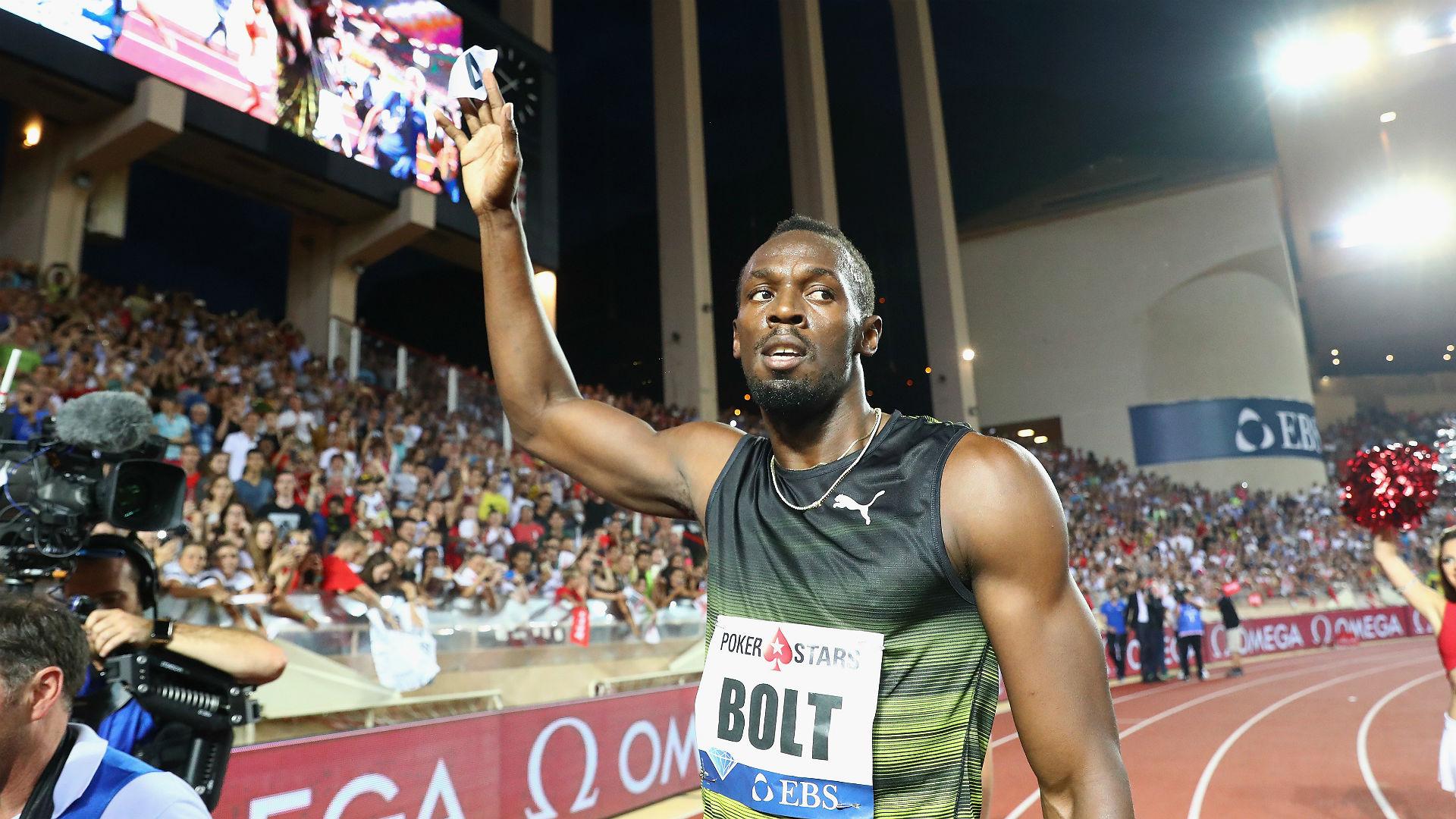 IAAF World Championships: How Usain Bolt became a global superstar