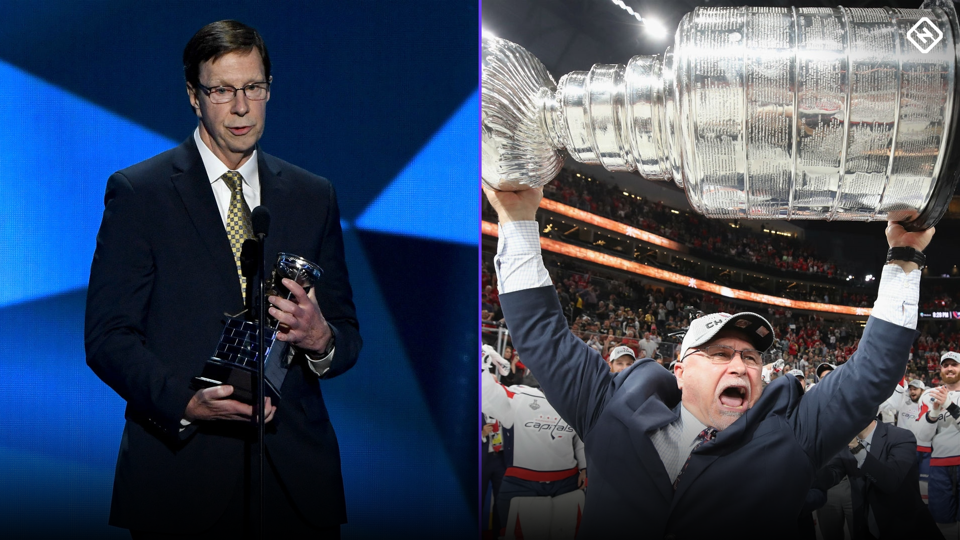 Predators GM Poile pens classy letter to former coach Trotz on Stanley Cup win with Capitals