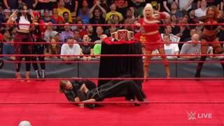 WWE ロウ #1317 ロンダ・ラウジー ロウ女子王座