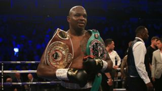 Dillian Whyte victory