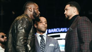 Deontay Wilder-Dominic Breazeale