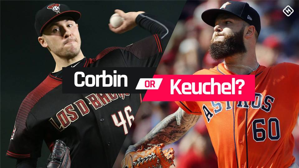 MLB free agents: Patrick Corbin or Dallas Keuchel? Michael Brantley or A.J. Pollock?
