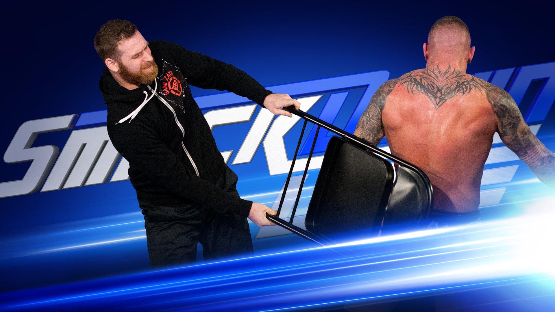 WWE『SMACKDOWN #955』は今日午前10時にスタート!