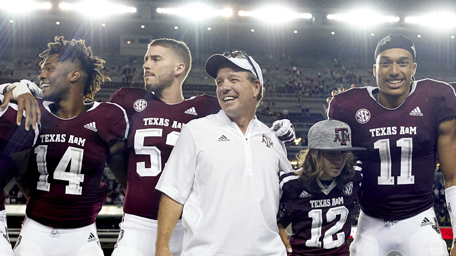 Breaking the Alabama-Clemson monopoly: Sizing up Texas A&M's chances