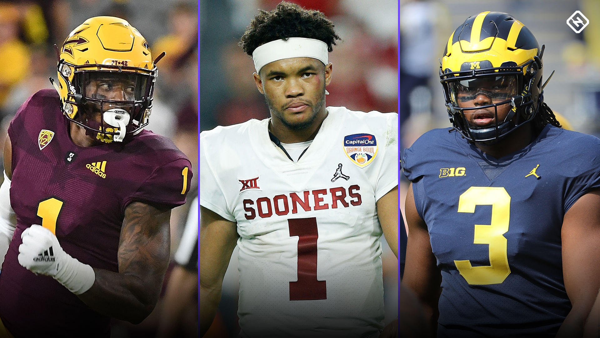 Best Nfl Players 2019 2019 NFL Draft prospects: Big board of top 100 players | Sporting News