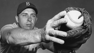 Gil Hodges: Classic images of the Brooklyn Dodgers great