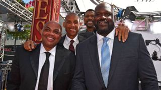 Charles Barkley, Shaquille O'neal
