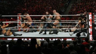 What's Royal Rumble Match