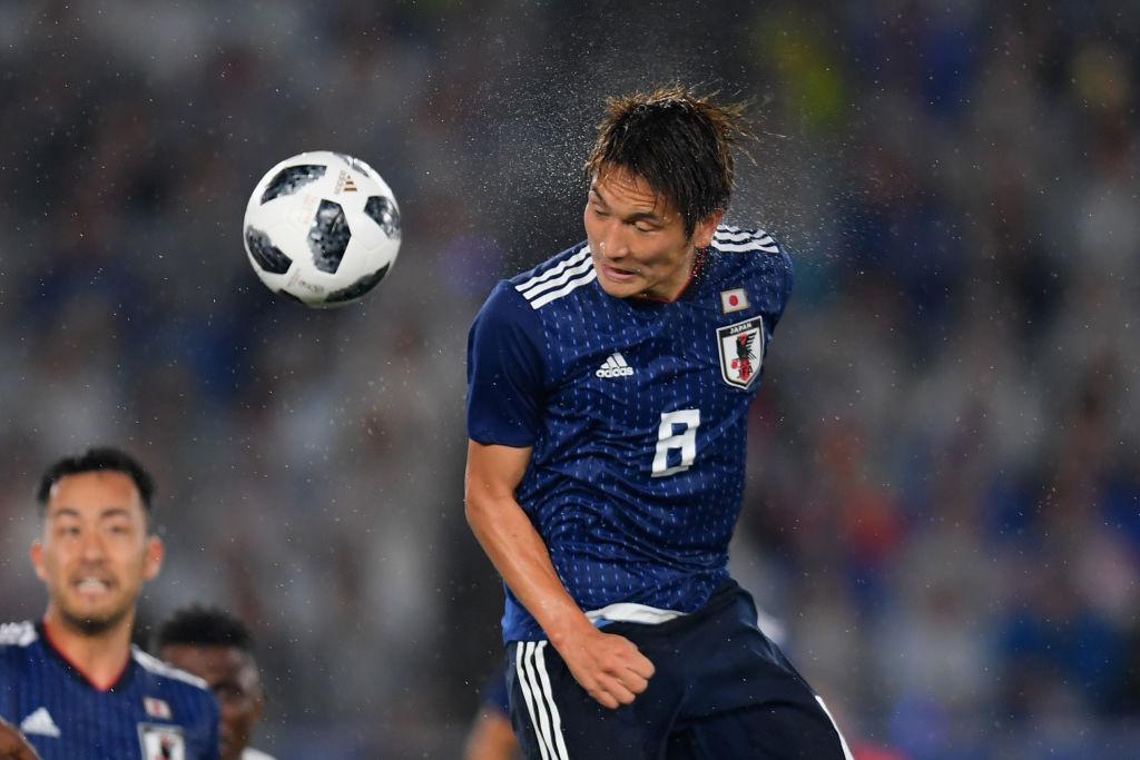 【W杯 2018 ロシア大会】日本代表背番号「8」:豊富な運動量を見せる右MFのナンバー
