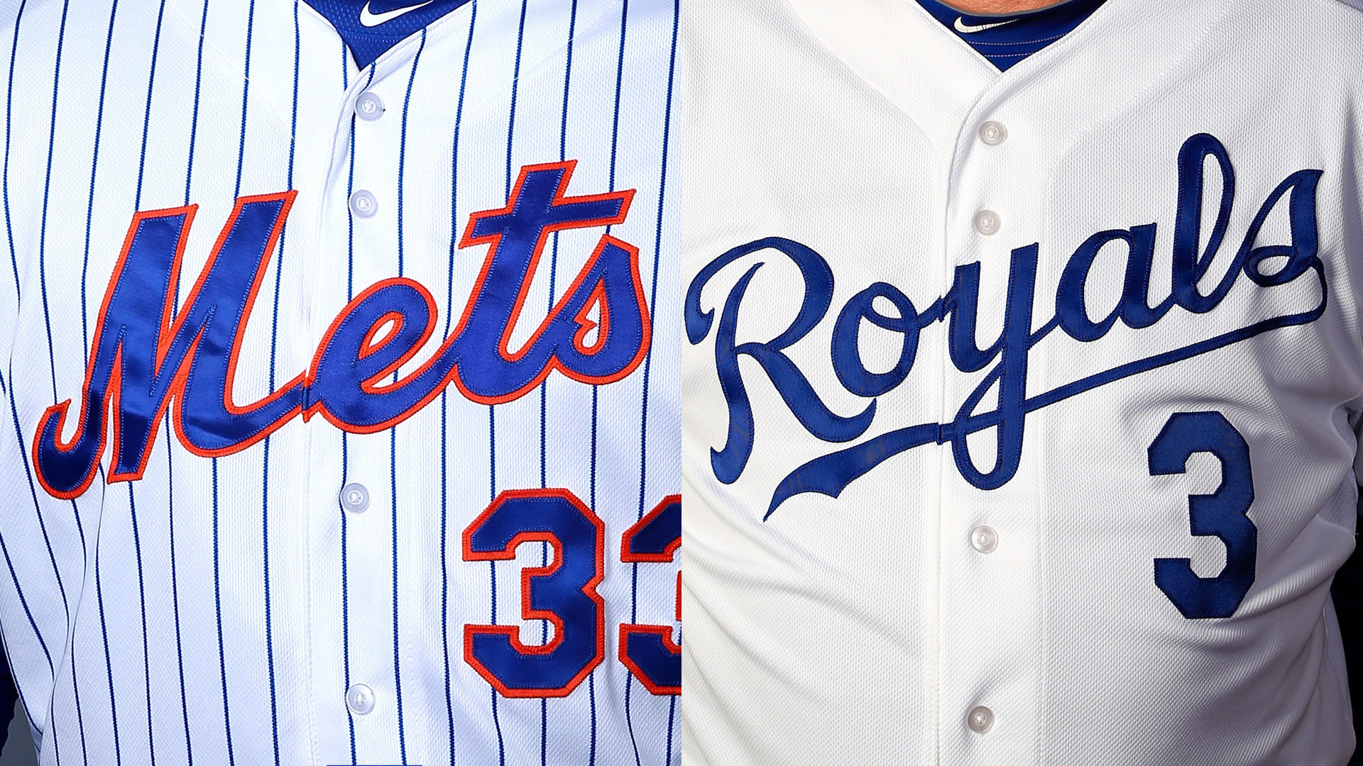 Know your 2015 World Series visuals — Royals vs  Mets