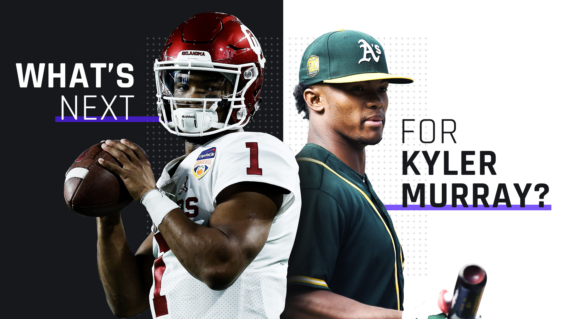 new concept 923ab f2bfc Kyler Murray decision: Debating the pros and cons of the NFL ...