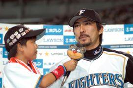 2006-0916-日本ハム-小笠原道大