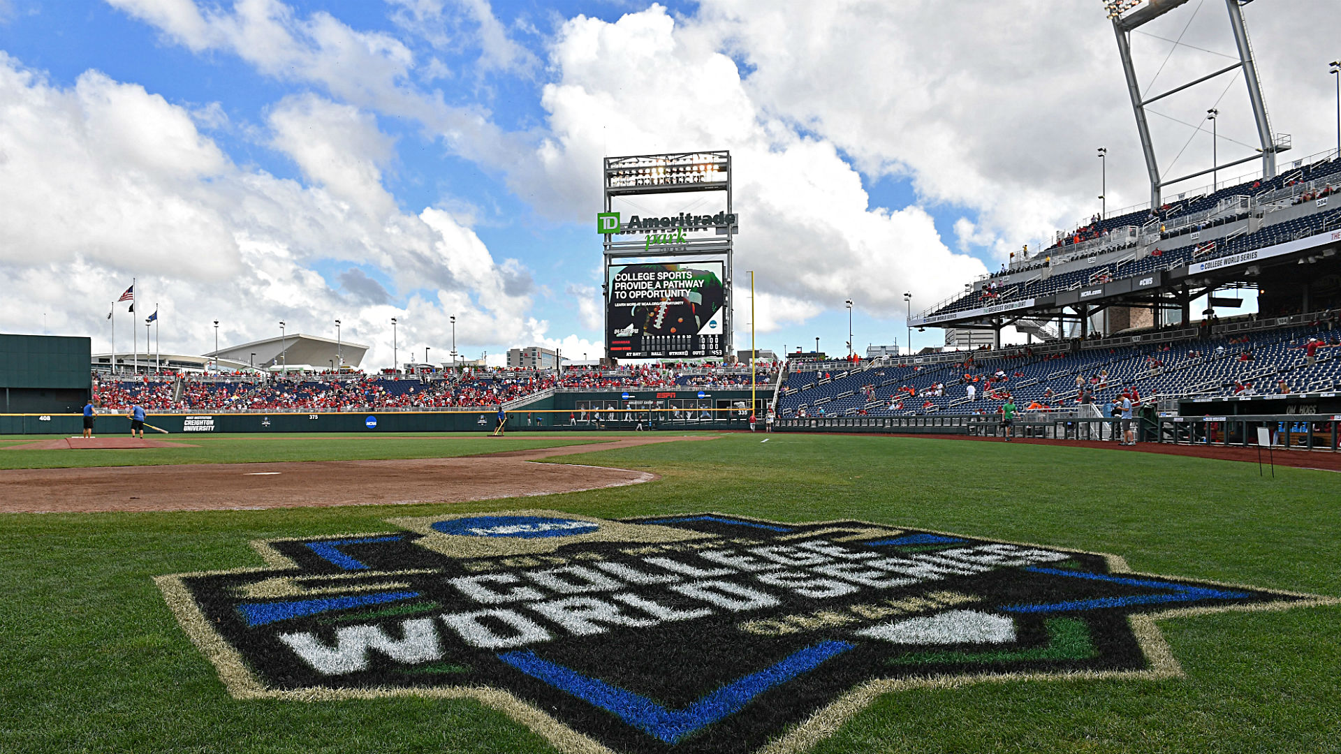 College World Series scores: Daily TV schedule, bracket, results for 2019 NCAA baseball tournament