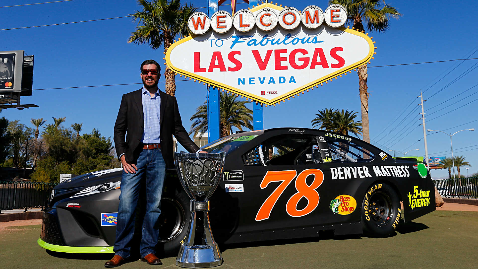 The inside story of the race that made Martin Truex Jr. a champion