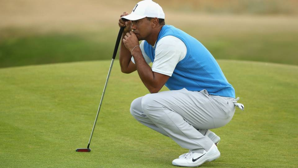 Tiger Woods score: Round 1 recap, highlights from the British Open