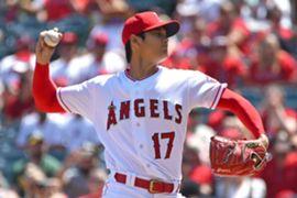 大谷翔平 MLB エンゼルス 二刀流 投手