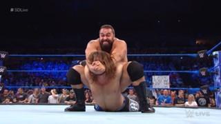 WWE スマックダウン #985 AJ ルセフ