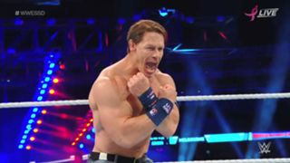 WWE スーパー・ショーダウン ジョン・シナ