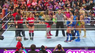 WWE, PPV, サバイバー・シリーズ, 女子イリミネーション