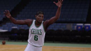 NBA 2K16 Classic Bill Russell