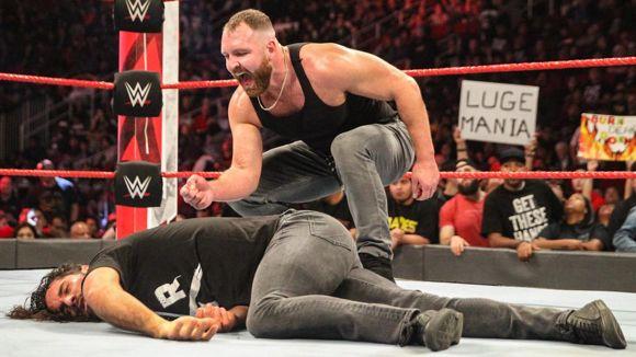 WWE, ロウ, #1332, ディーン・アンブローズ,セス・ロリンズ