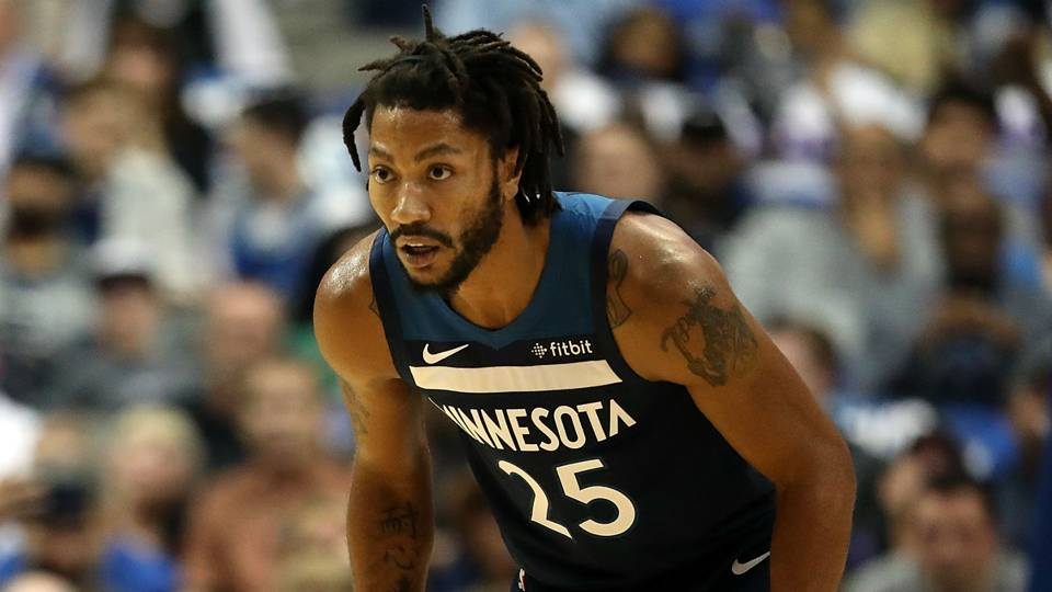 Here's what I know (and don't know) about Derrick Rose
