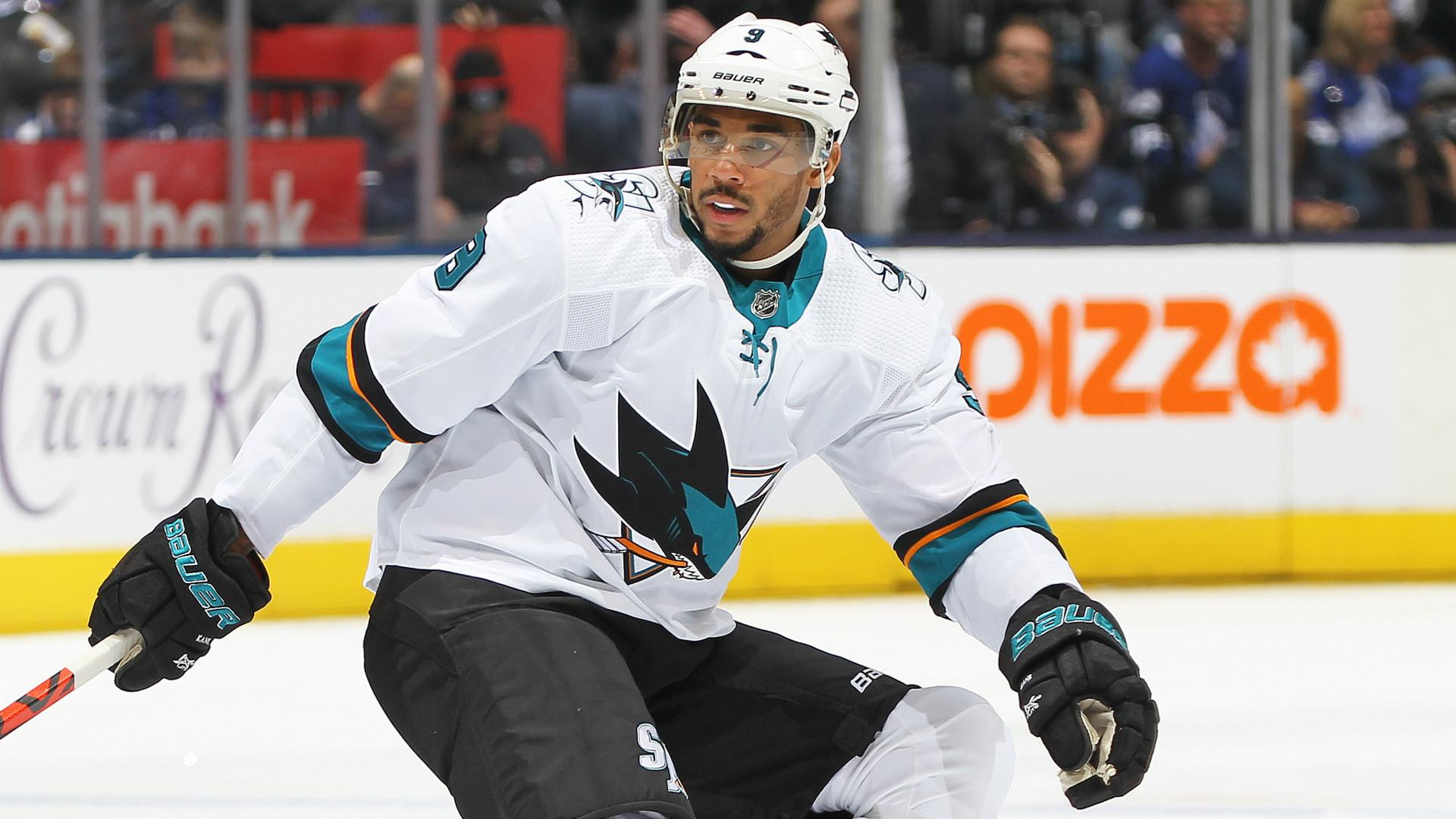 San Jose Sharks' Evander Kane sued by casino over $500K ...