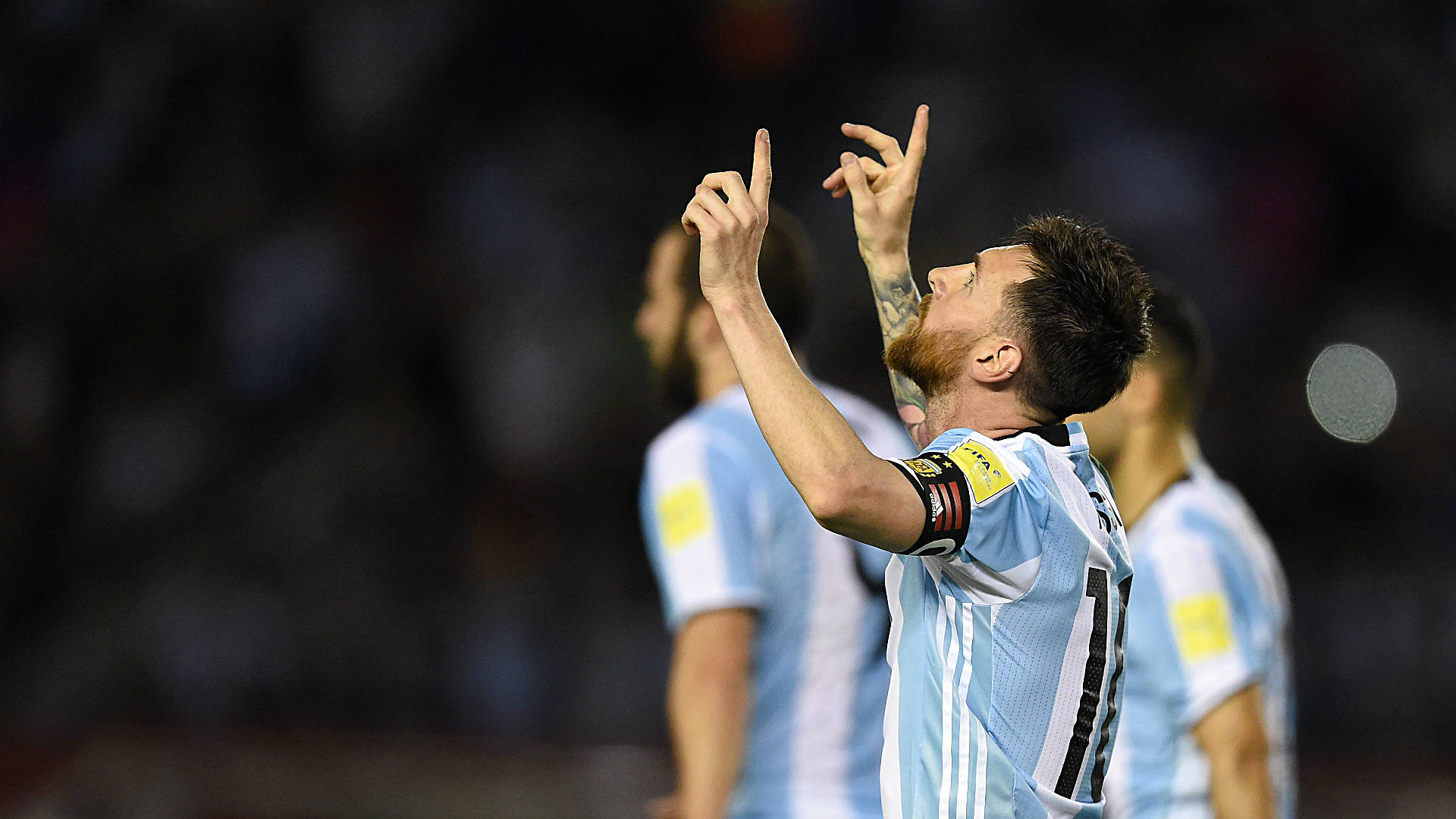 messi international return Argentina FTR