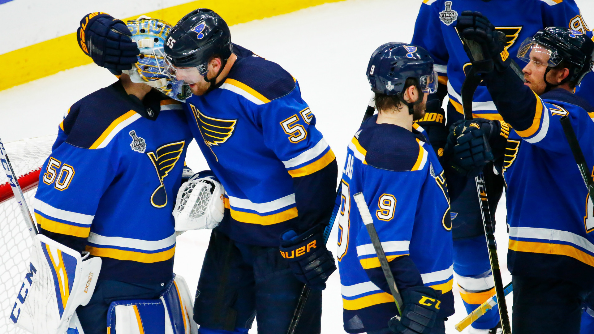 Bruins vs  Blues results: St  Louis evens series on Ryan O