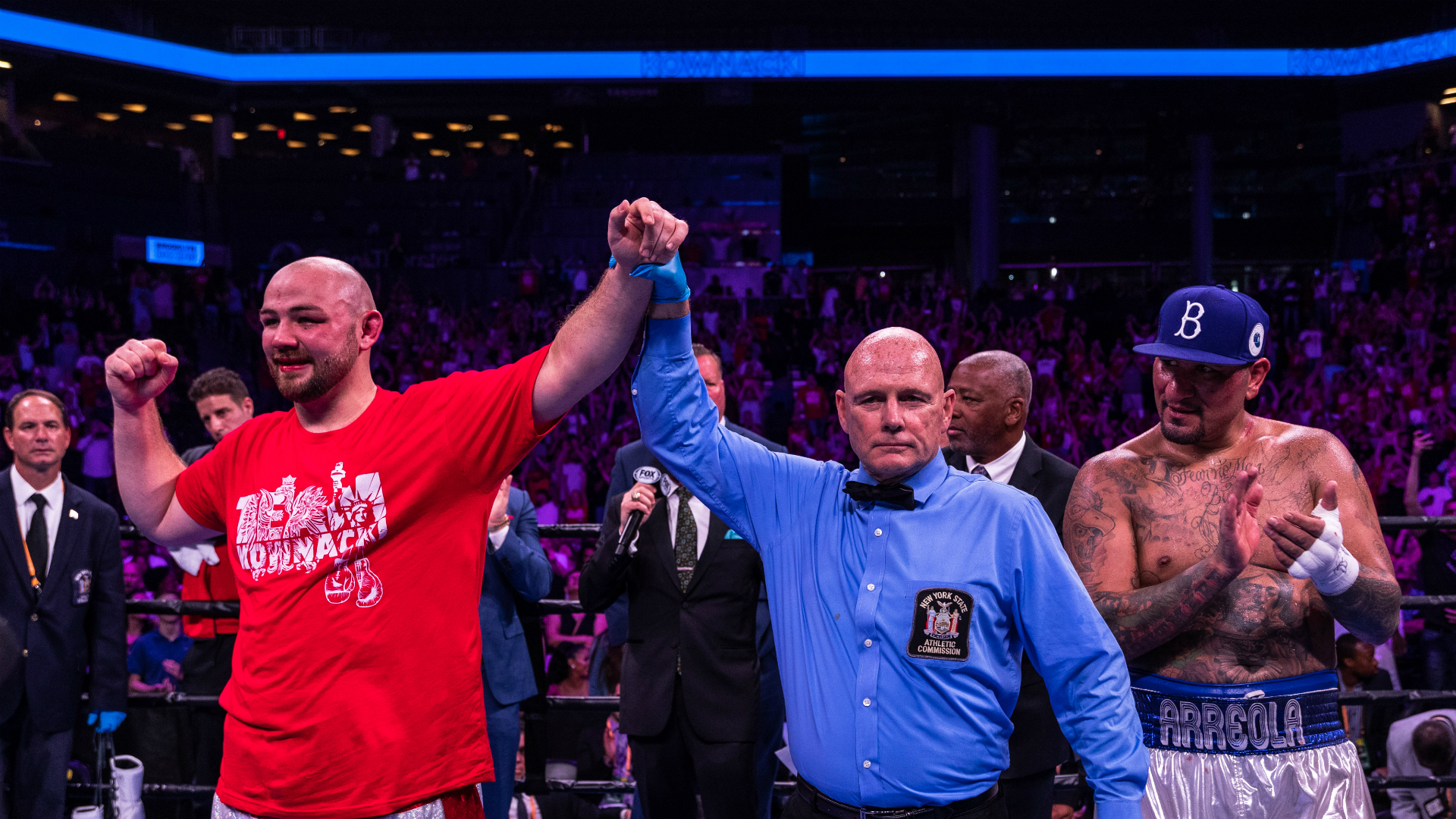 From Adam Kownacki and Chris Arreola's slugfest to promotional dysfunction: The good, the bad and the dirty in the week of boxing
