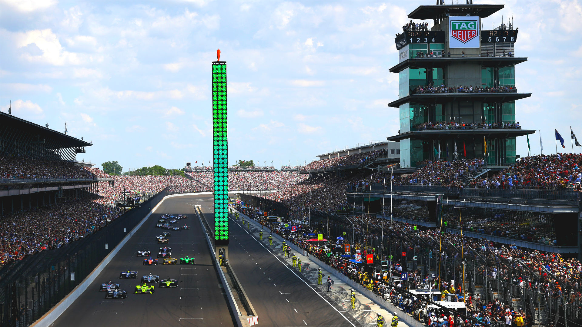 What time is the Indy 500? 2019 TV channel, pole winner