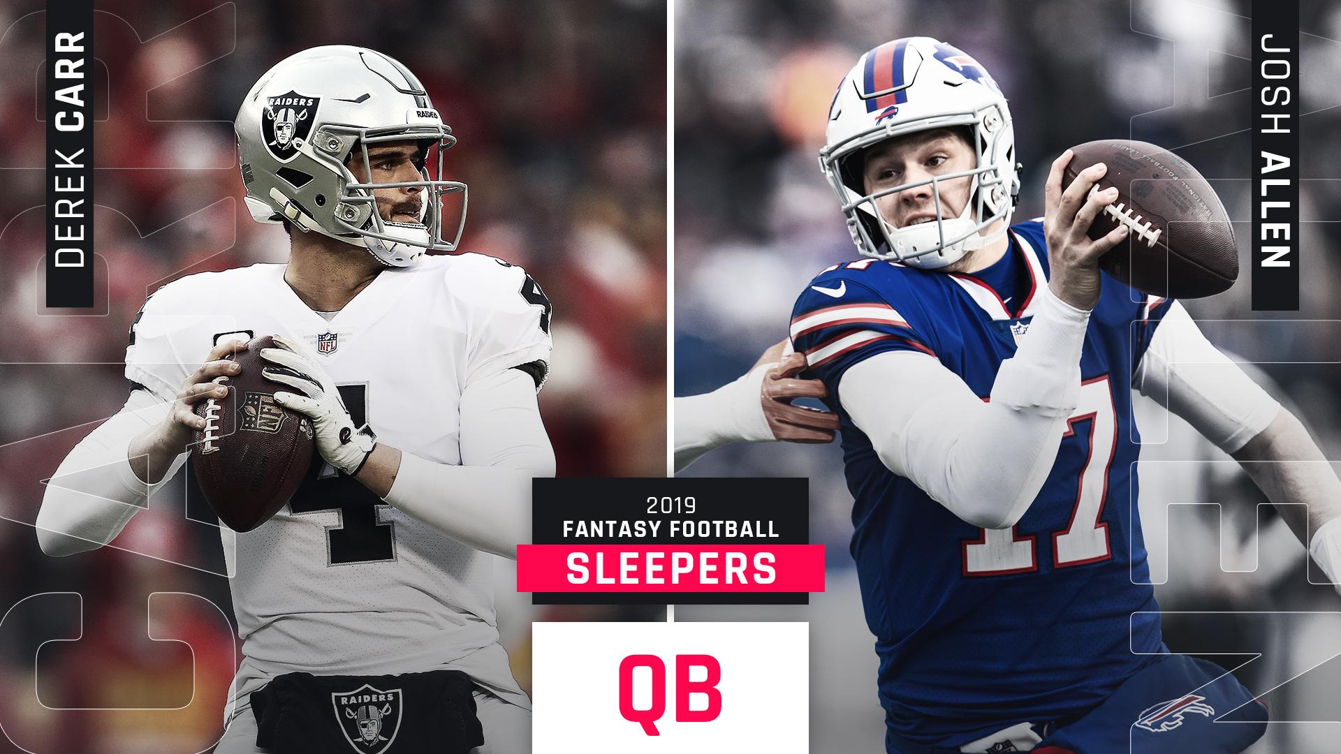 2019 Fantasy Sleepers: Quarterbacks