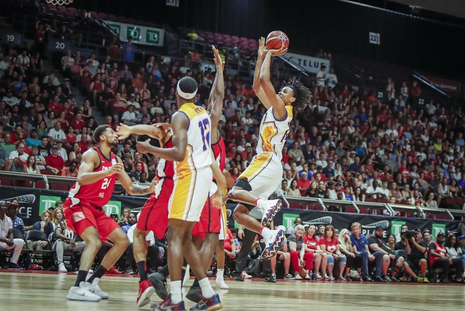 Craig Williams FIBA