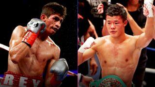 亀田和毅, レイ・バルガス, ボクシング, WBC世界スーパーバンタム級王座統一戦