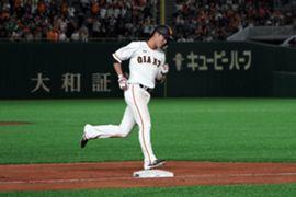 坂本勇人の本塁打