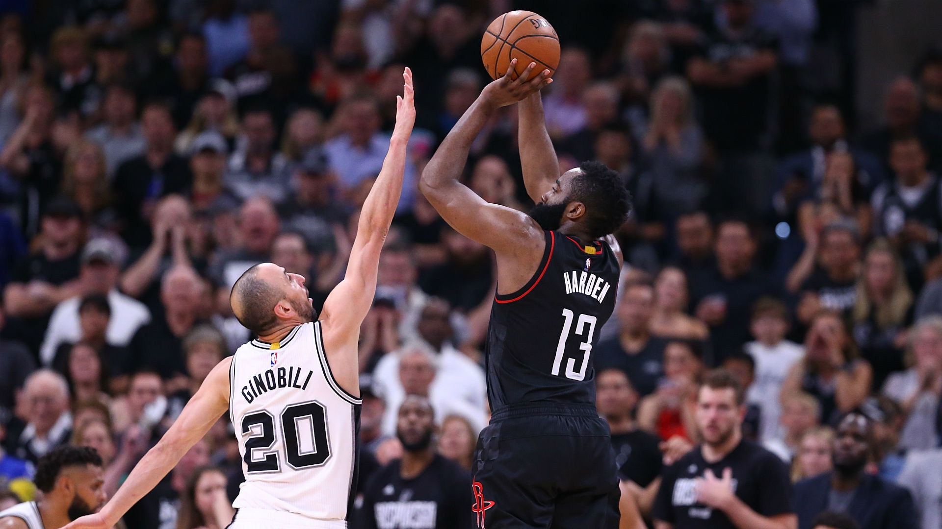 cd56e916ca92 NBA playoffs 2017  Spurs vs. Rockets series will be decided by three key  factors