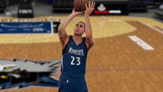 NBA 2K16 Kevin Martin