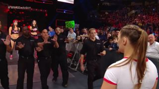 WWE ロウ #1325 ロンダ