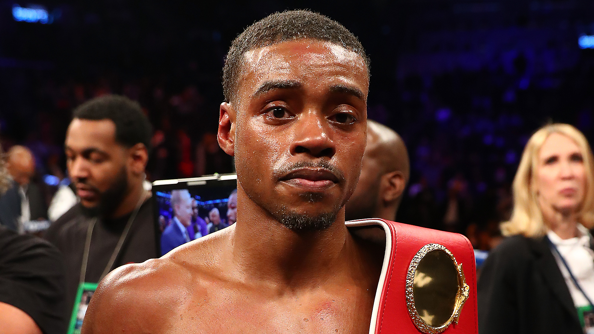 Errol Spence Jr. stable after being injured in 'serious' car crash, PBC says