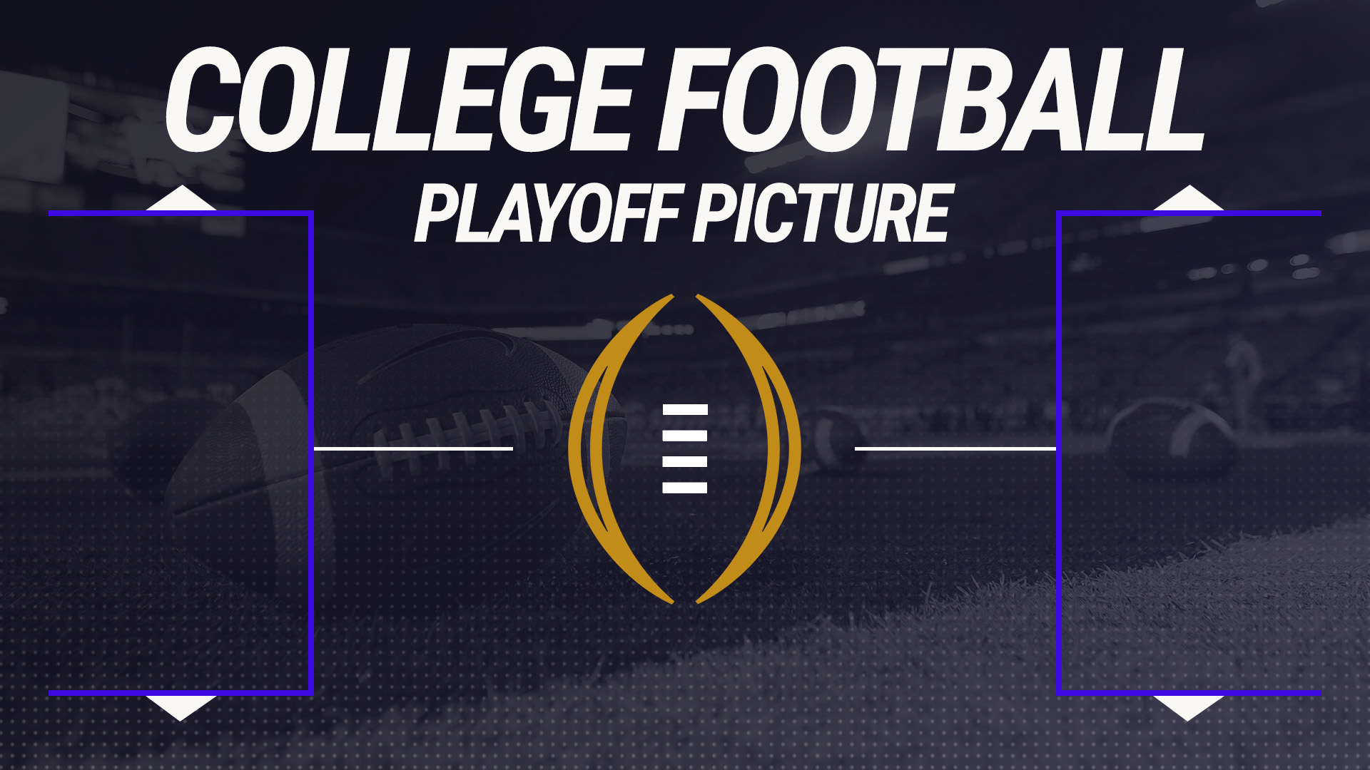 College Football Playoff updated rankings: Who are the top ...