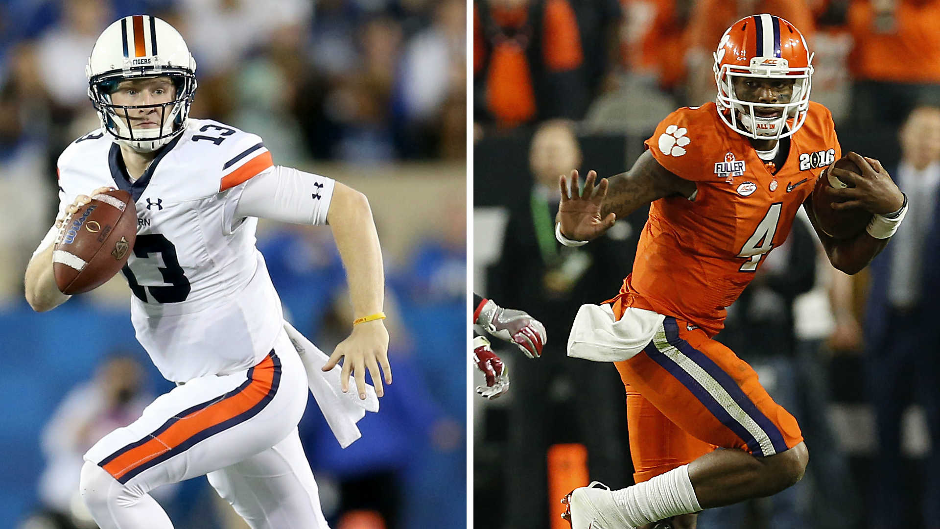 Clemson vs. Auburn: Time, date, how to watch | NCAA ...