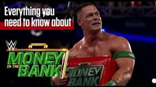 WWE マネー・イン・ザ・バンク トリビア