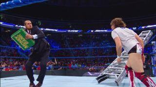 WWE スマックダウン 980 ダニエル・ブライアン キャス