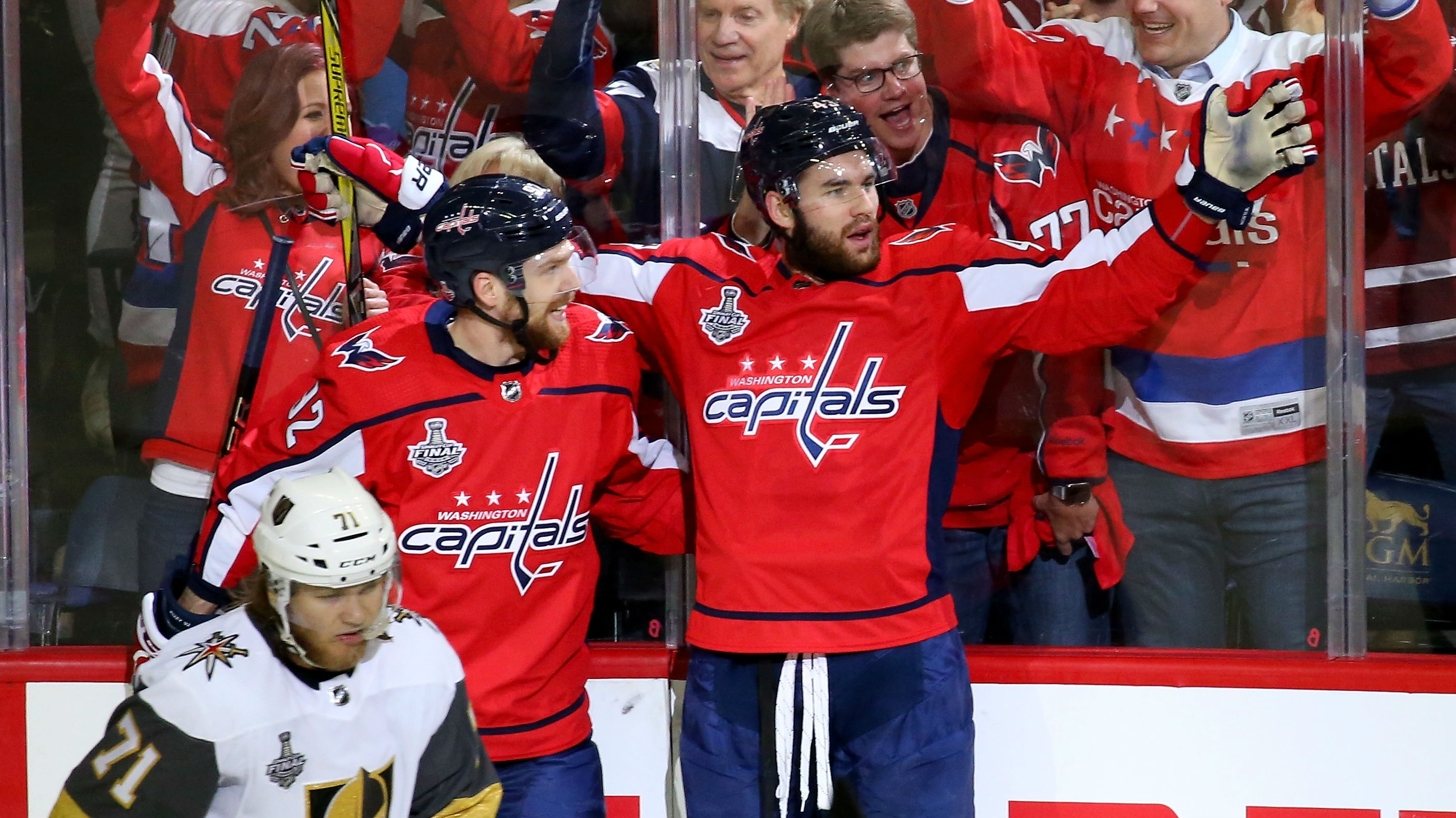 'It doesn't really matter': Capitals' Tom Wilson responds to criticism over big-money contract
