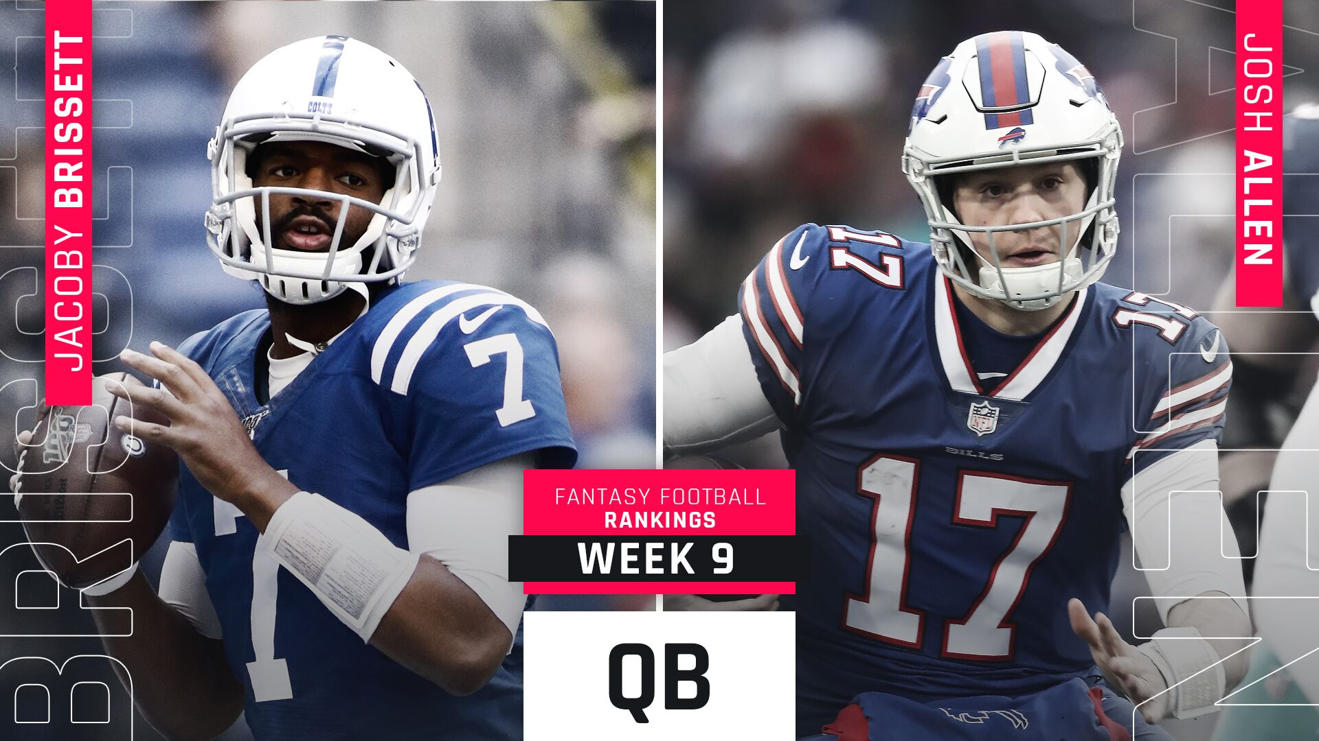 Week 9 Fantasy QB Rankings: Should you start or sit Lamar Jackson?