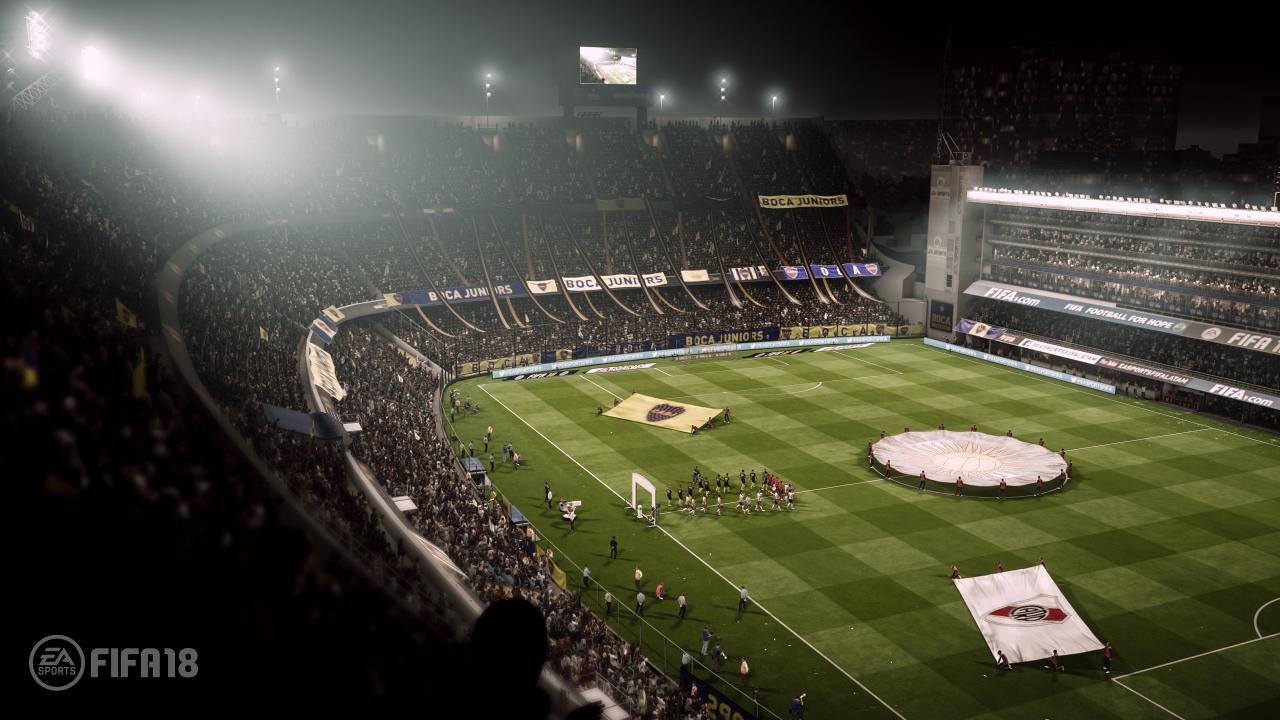 FIFA 18 Bombenera