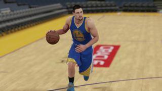 NBA 2K16 Klay Thompson